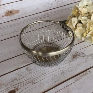 Other - Stainless Steel Serving Bowl